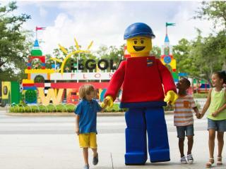 2 Dias Parque temático LEGOLAND Florida!