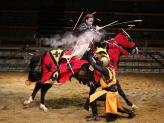 Ingressos Jantar e Show Medieval Times