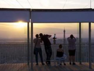 Ingresso para a Torre Montparnasse 56
