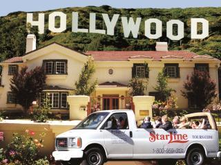 Ingresso para Tour Los Angeles Movie Stars Homes