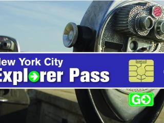 Cartão New York Explorer Pass
