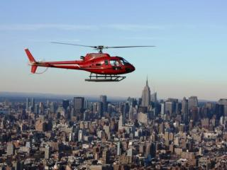 Passeio de Helicóptero New York New York