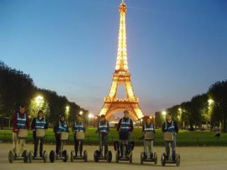 Passeio de Segway em Paris