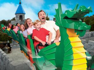 SeaWorld Parks & LEGOLAND Combo
