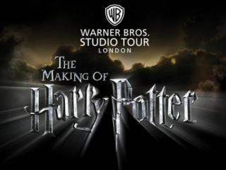 Excursão no Warner Bros Studio London com Transporte de volta