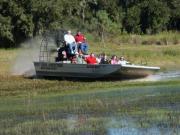 Passeios de airboat em Orlando