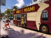 Passeio Ônibus Turístico Big Bus Miami All Loops Bus Tour