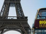 Passeio de Ônibus Turístico Big Bus Paris Hop-on Hop-off
