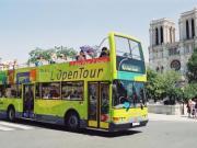 Passeio de Ônibus L'Open TourHop-on Hop-off em Paris