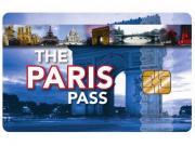 Pacote turístico Paris Pass