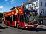 1 Dia de Passeio em ônibus turístico Hop-On Hop-Off em São Francisco
