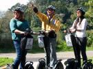 Tour de Segway no Golden Gate Park em São Francisco