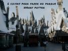 6 coisas para fazer no Universal Studios Hollywood Wizarding World of Harry Pott