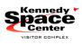 Visite o Kennedy Space Center Logo
