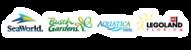 SeaWorld & Legoland logos