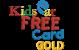 Cartão Kids Eat Free logo