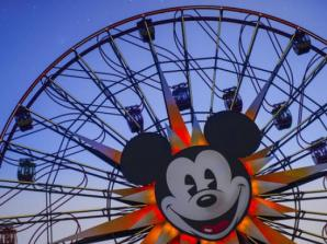 2 Day Disneyland California Hopper Ticket