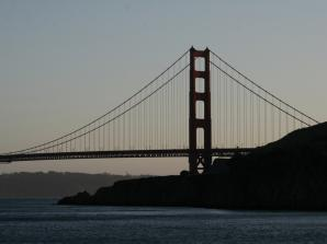 Cruzeiro ao Por do Sol em São Francisco