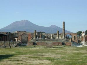 Tour de 1 dia para Nápoles e Pompeia