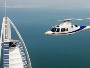 Passeio de Helicóptero de 15 Minutos sobre Dubai