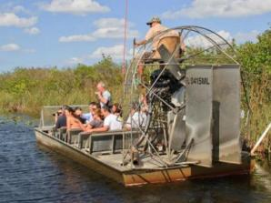 Everglades Tour com Passeio de Airboat