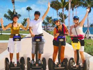 Tour Segway Miami Art Deco