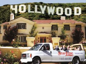 Ingresso para Tour Los Angeles Movie Stars Homes