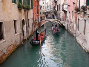 Excursão Veneza Romântica de Trem