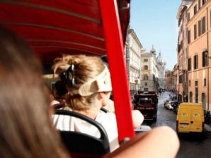 Passeio Turístico de Ônibus em Roma