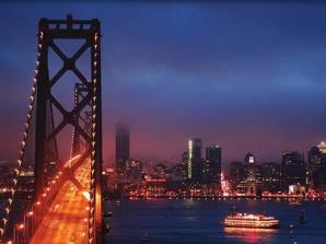 Jantar & Cruzeiro em São Francisco