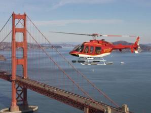 Vôo de Helicóptero Vista Tour