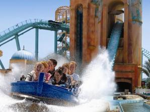 SeaWorld California 1 Day Ticket com 6 Dias Gratuitos