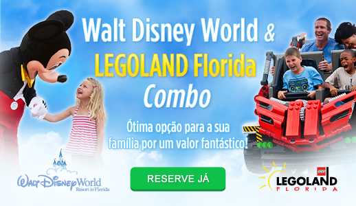 Combo Disney & LEGOLAND® Florida