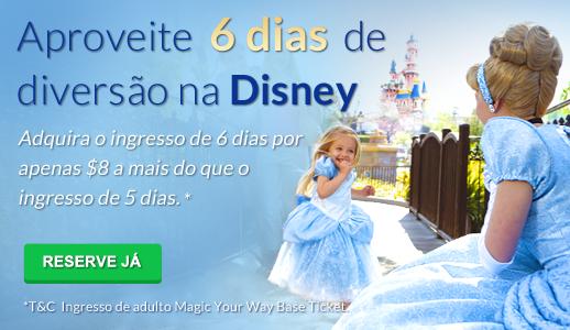 6 dias Disney