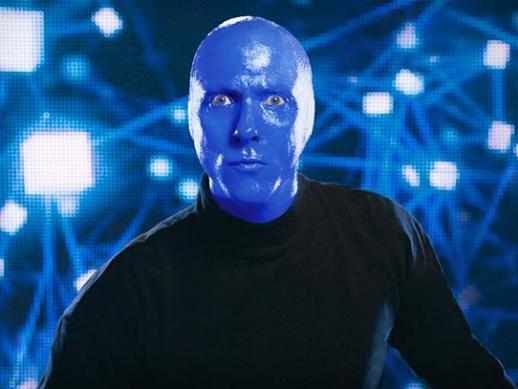 Blue Man Group X Files Theme 67