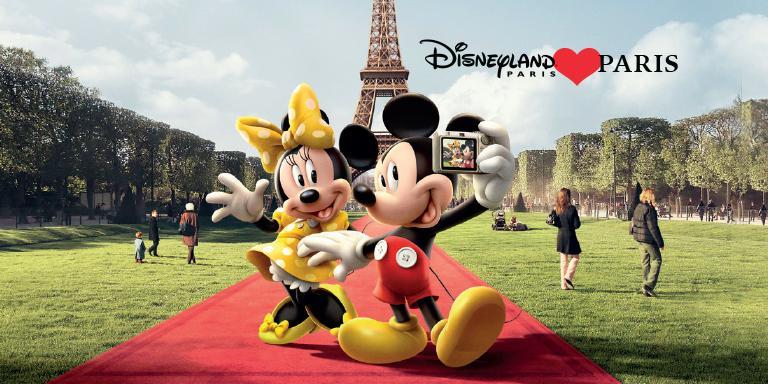 Adulto pelo preço de Criança no Disneyland Paris
