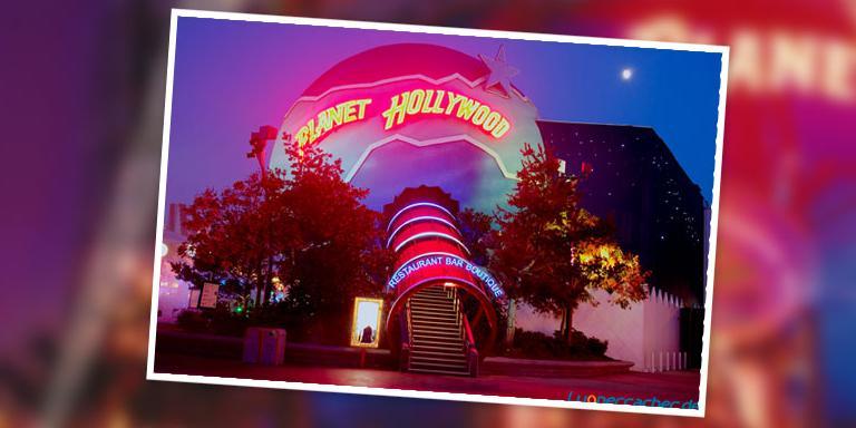 Cartão de Desconto Planet Hollywood Disneyland® Paris
