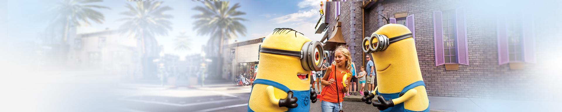 Promoção 3 parques Universal Orlando pelo preço de 2!