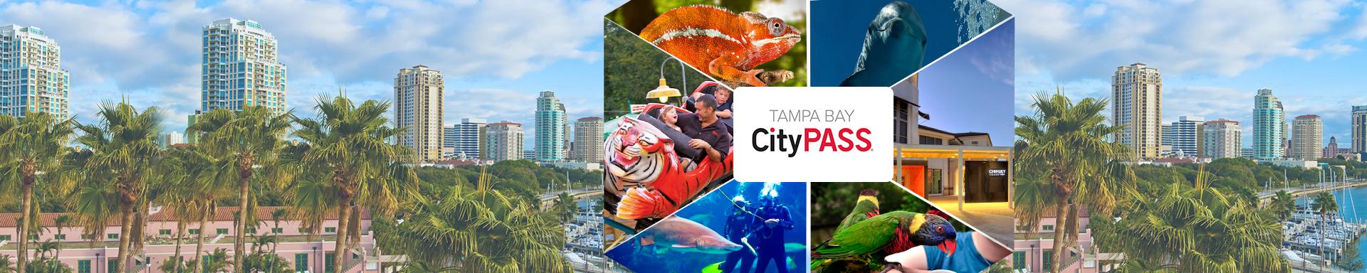 Cartão Tampa Bay CityPass