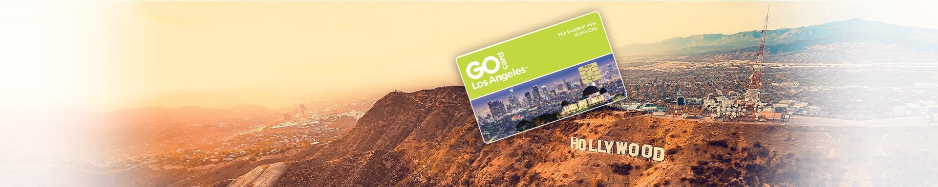 Economize com o Go Los Angeles Card