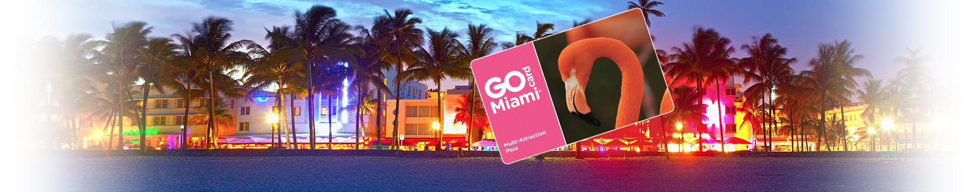 Cartão Go Miami Card