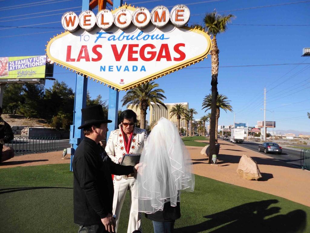 Casar em Las Vegas Como se Casar em Las Vegas