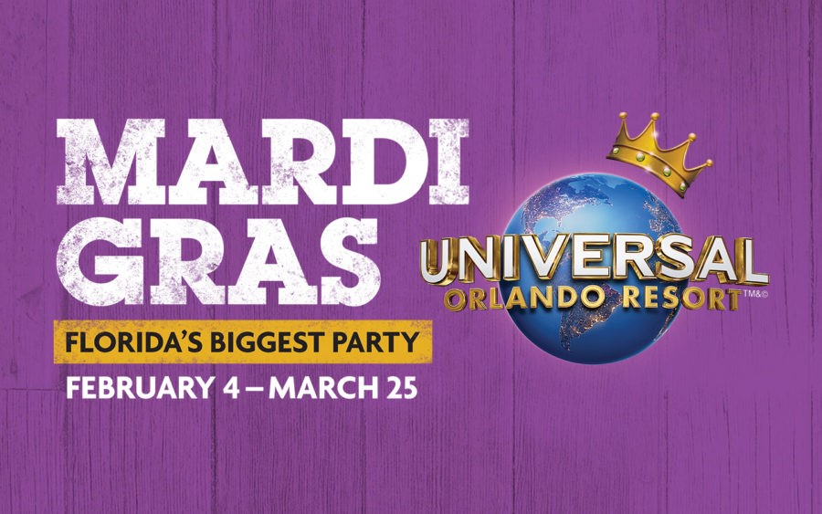 Carnaval Mardi Gras   Universal Orlando® Resort