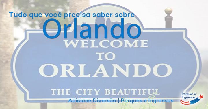 Guia de Viagens - Orlando